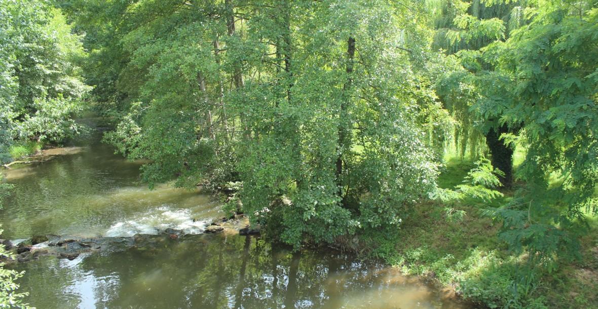 River Erve - La Roche