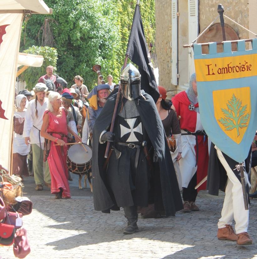 Medieval Festival at Parcé sur Sarthe