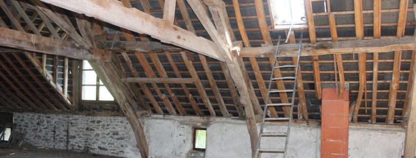attic grenier